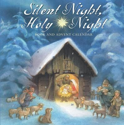 Advent Calendar For Kids (Silent Night, Holy Night & Book & Advent)