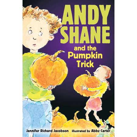 Andy Halloween (Andy Shane and the Pumpkin)