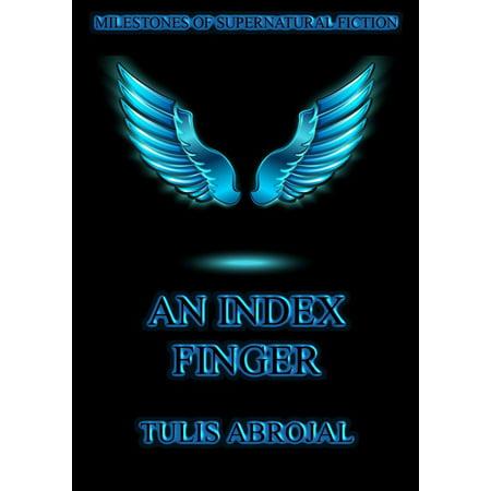 An Index Finger - eBook