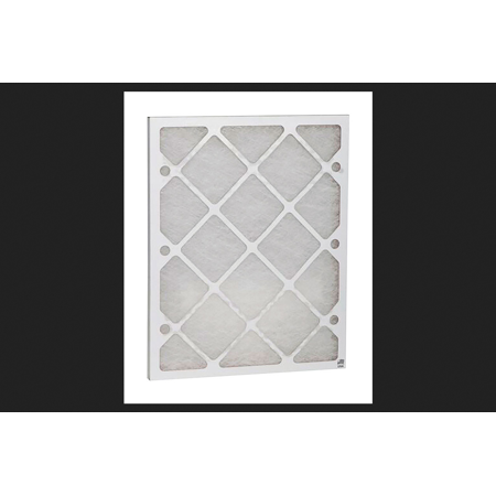 Best Air 20 in. L x 24 in. W x 1 in. D Polyester Synthetic Disposable Air Filter 7