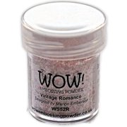 WOW! Embossing Powder 15ml-Vintage Romance