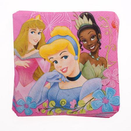 Disney Princess Party Beverage Napkins