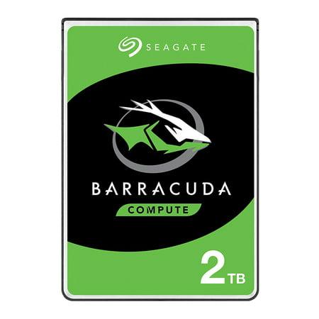 2TB BARRACUDA SATA 5400 RPM 128MB 2.5IN