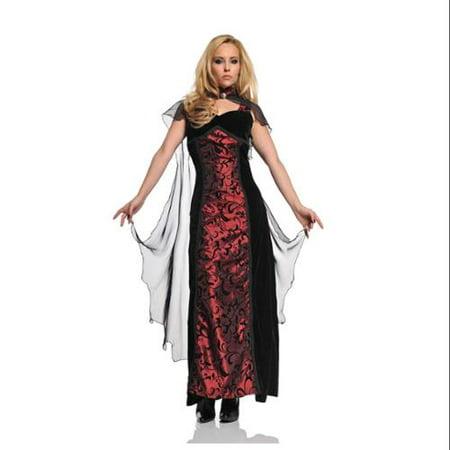 Tempest Gothic Vampire Adult Womens Halloween Costume (Lady Vampire Costumes)