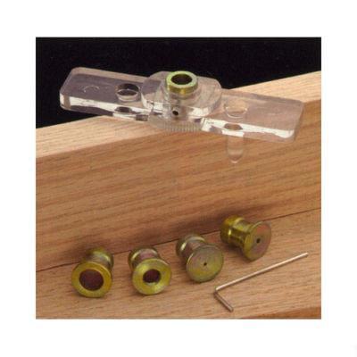 Drill Guide Jig (Wood Drill Bit Centering Drilling Tool Jig Dowel Hole)
