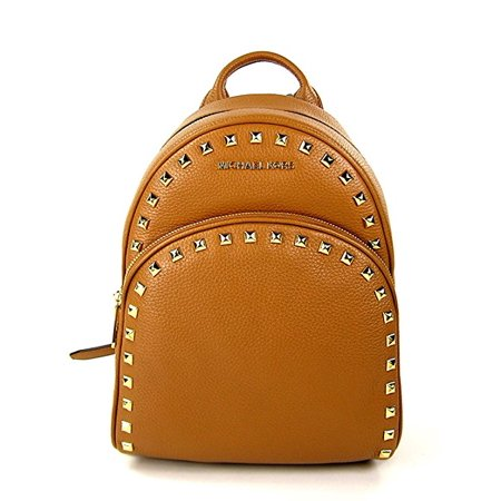 30f709ebb9a2 Michael Kors - Abbey Medium Frame Out Stud Backpack - Acron - Walmart.com
