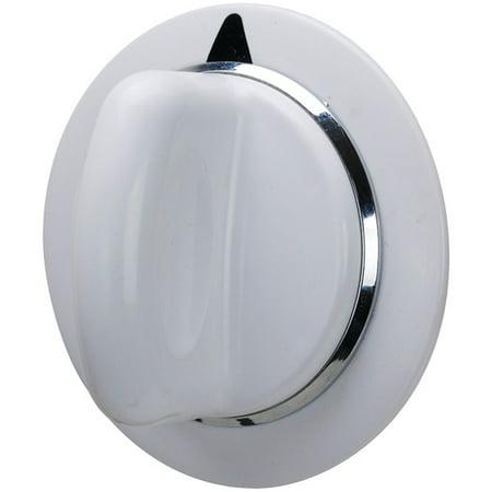 (Brand New EXACT REPLACEMENT PARTS ERWE1M654 GE Knob (Dryer Knob WE1M654))