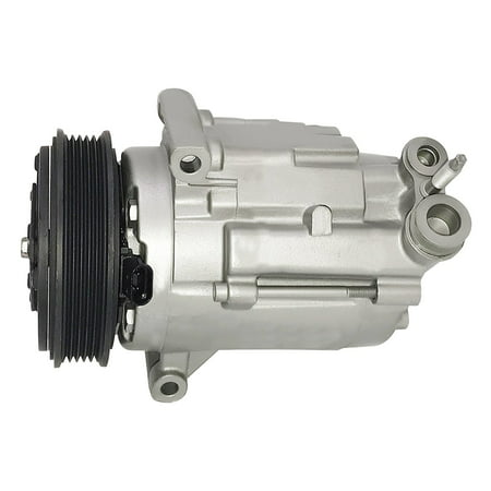 RYC Remanufactured AC Compressor and A/C Clutch FG680 Fits 2010, 2011, 2015 Chevrolet Equinox GMC Terrain 2.4L (Does Not Fit 2012, 2013, or 2014 - Chevrolet Suburban A/c Compressor