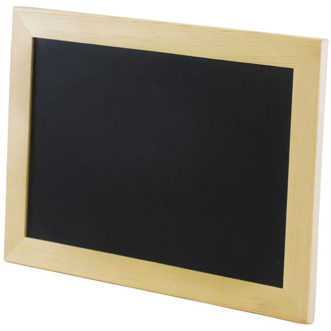 9 x 6.25 in. Framed Chalkboard with Stand