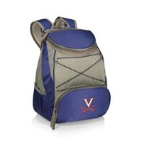 Picnic Time 633-00-138-594-0 University of Virginia Cavaliers Digital Print Backpack Cooler Tote Bag, Navy