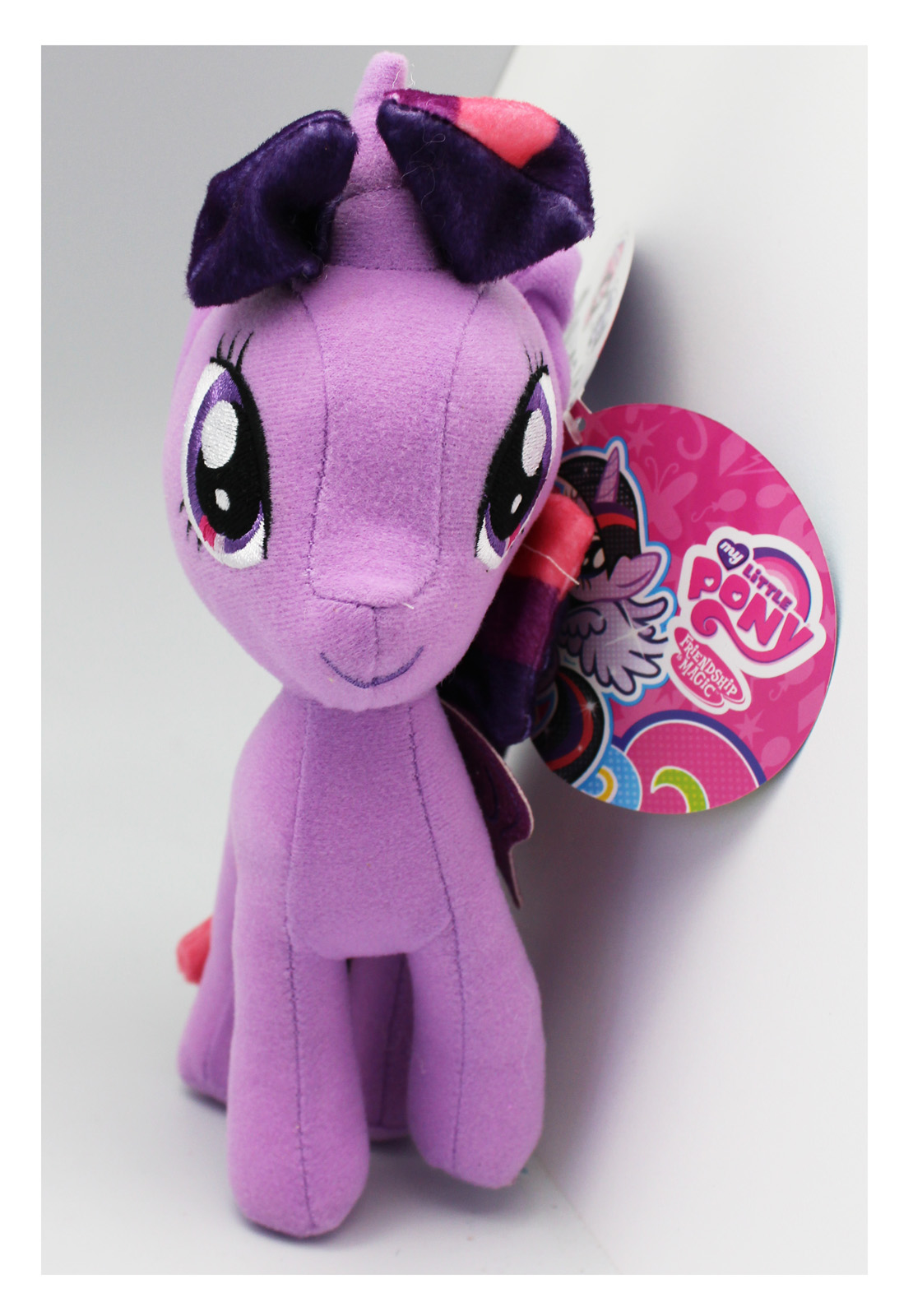 My Little Pony Friendship is Magic Twighlight Sparkle Plush Toy (8in) by