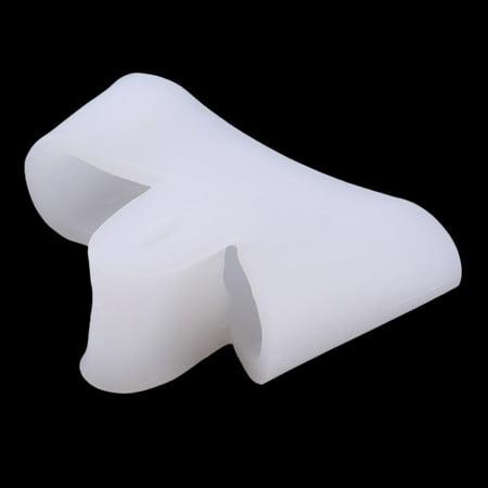 Foot Care Tools 1 Pair Silicone Sub Toe Thumb Hallux Valgus Correction Straightener Braces