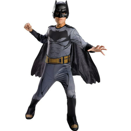 Halloween Batman Justice League Child Costume](Diy Batman Costume Kids)