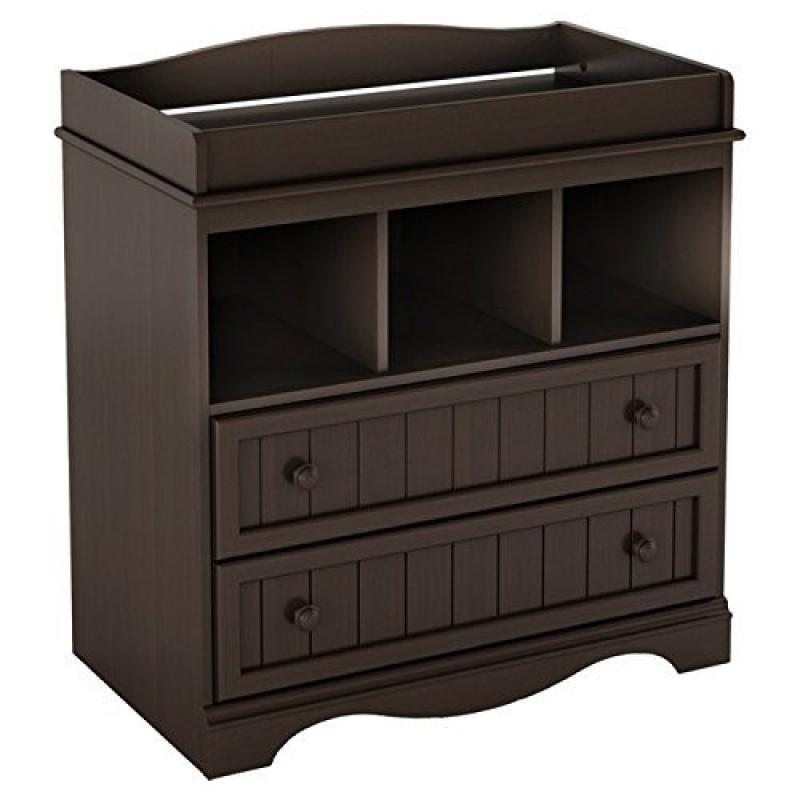Convenience Baby Furniture Changing Table, Espresso by South Shore Furniture