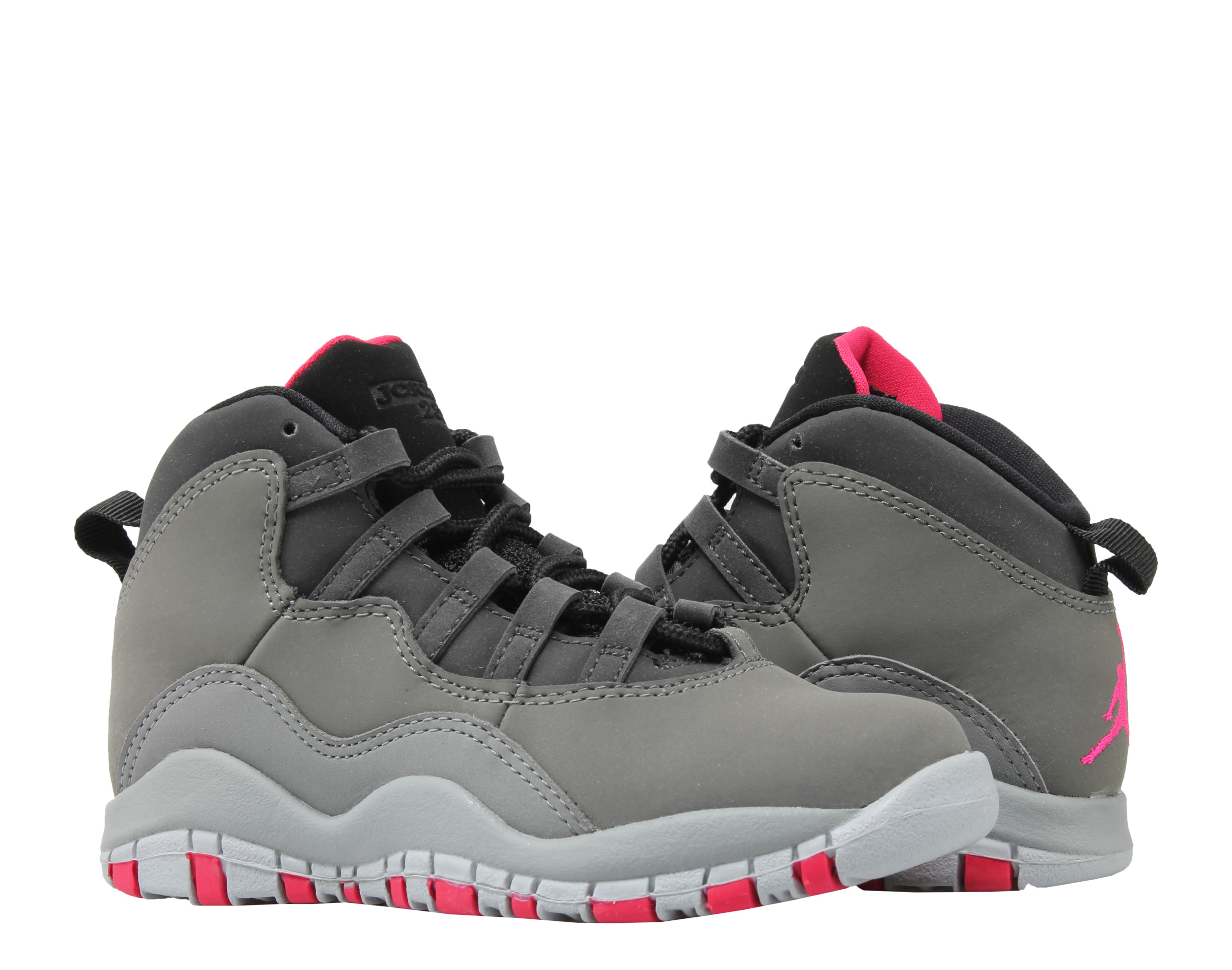 f4a5147eebdc3d ... new zealand product image nike air jordan 10 retro ps dark shadow grey  little kids shoes