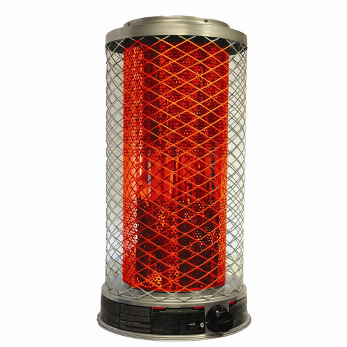 DuraHeat Natural Gas Radiant Tower Heater