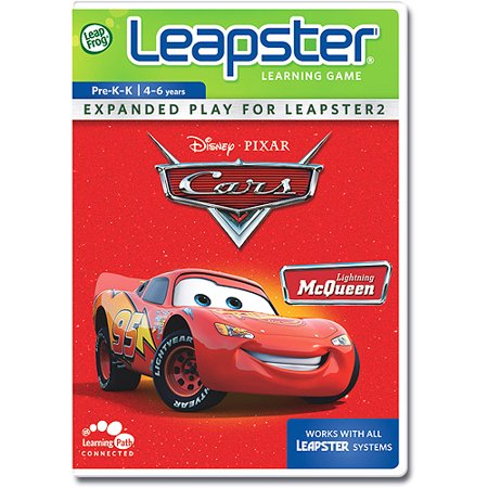 Leapster Cars Game Walmart