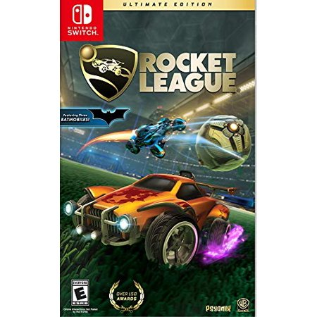 Rocket League Ultimate Edition, Warner Bros, Nintendo Switch, 883929639021 Pokemon Team Rocket 1st Edition