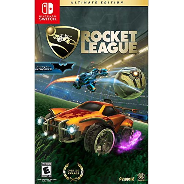 Rocket League Ultimate Edition Warner Bros Nintendo Switch 883929639021 Walmart Com Walmart Com