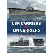 USN Carriers vs IJN Carriers : The Pacific 1942