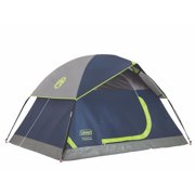 Best 3 Person Tents - Coleman 2-Person Sundome Tent, Navy (4-Pack) Review