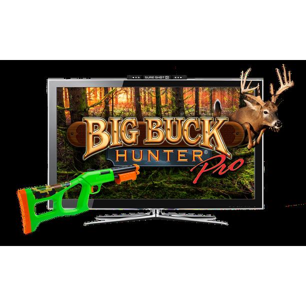 Big Buck Hunter Pro Game Walmart Com Walmart Com
