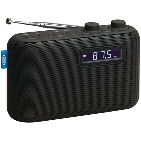 JENSEN SR-50 Portable AM/FM Digital Radio & Alarm
