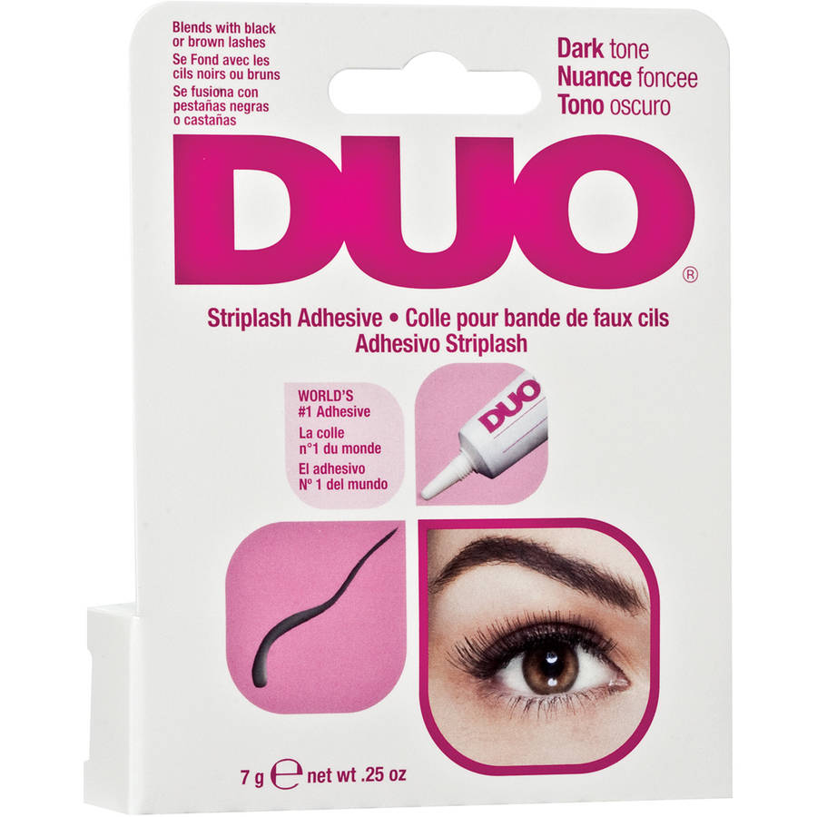 Duo Dark Tone Striplash Adhesive, 0.25 oz