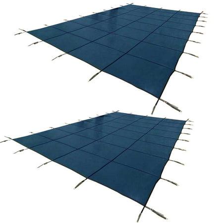 Yard Guard Deck Lock Mesh 18x36 Inground Swimming Pool Safety