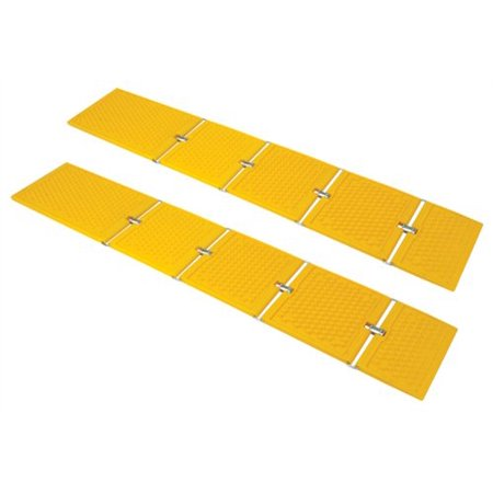JEGS Performance Products W41003 Vehicle Traction Mats Open: 38 L x 7 W x 1/2 H