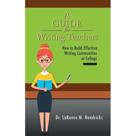 A Guide for Writing Teachers - eBook](Teachers Pay Teachers Halloween Writing)