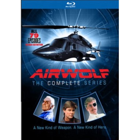 Airwolf: The Complete Series (Blu-ray) - Halloweentown Series