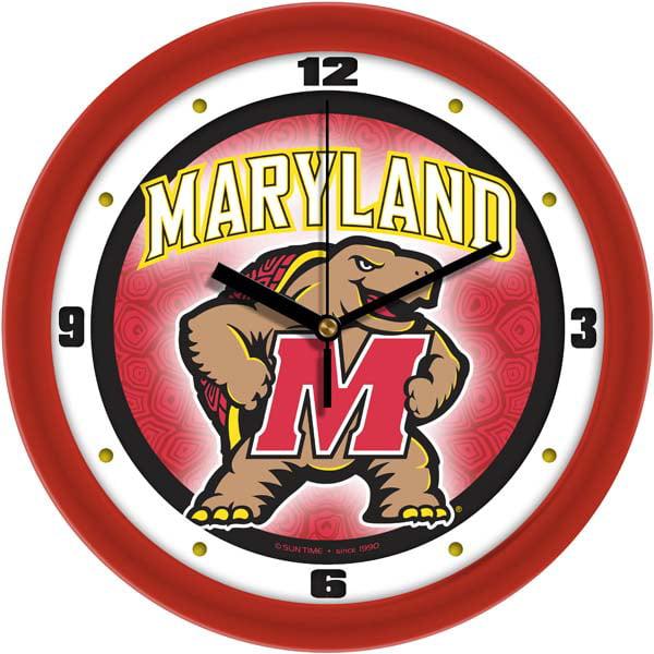 Maryland Dimension Wall Clock