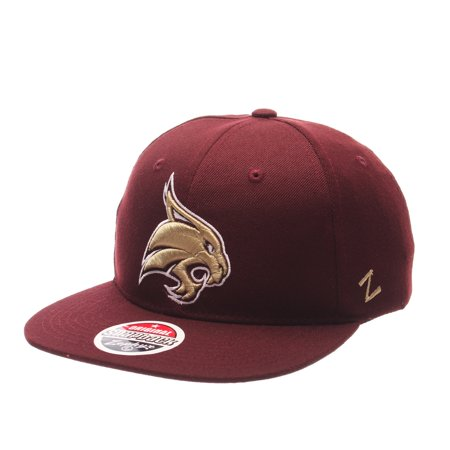 Texas State Bobcats Official NCAA Z11 Adjustable Hat Cap by Zephyr 526842
