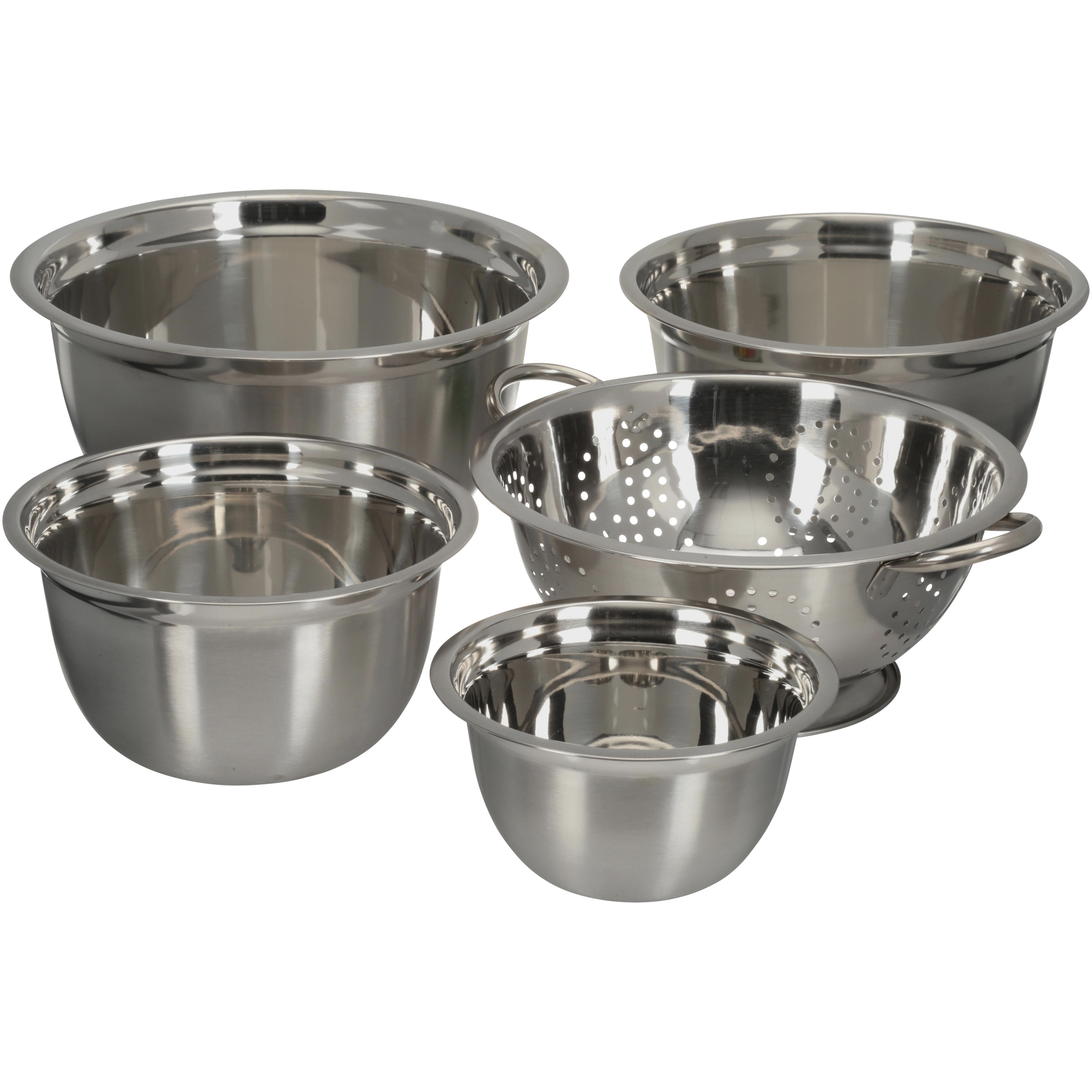 Prep-N-Cook Stainless Steel Set 5 pc Pack