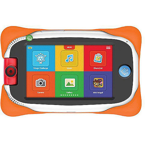 "Fuhu nabi Jr. with WiFi 5"" Touchscreen Tablet PC"