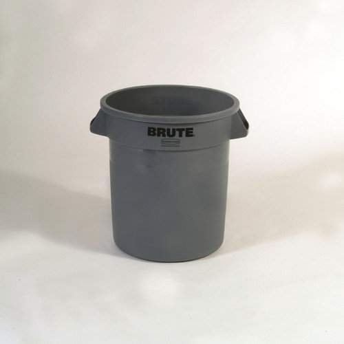 Rubbermaid Commercial Products Brute 10-Gal Waste Container without Lid