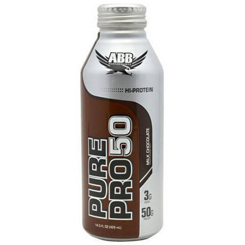 Image of ABB Pure Pro Pro 50, Milk Chocolate, 12 CT