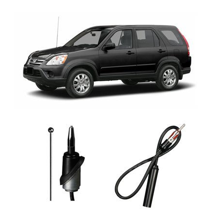 Honda Crx Cat - Honda CRV 2002-2006 Factory OEM Replacement Radio Car Stereo Custom Antenna Mast
