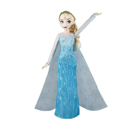 Disney Frozen Classic Fashion Elsa, for Kids Ages 3 and Up