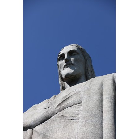 LAMINATED POSTER Christ Rio De Janeiro Christ The Redeemer Corcovado Poster Print 24 x 36
