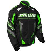 Castle X Racewear Bolt G4 Mens Snowmobile Jacket Green