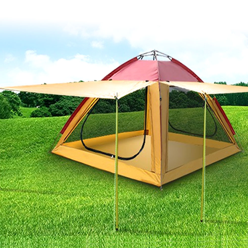 The Elixir Outdoor Instant Pop Up C&ing Tent 6 Person Beach Tent Sun Shelter Anti UV  sc 1 st  Walmart & The Elixir Outdoor Instant Pop Up Camping Tent 6 Person Beach Tent ...