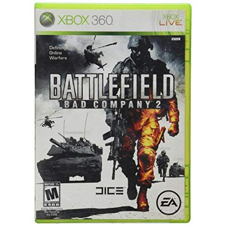 Refurbished Battlefield Bad Company 2 For Xbox 360 (Battlefield Bad Company 2 Vs Battlefield 3)