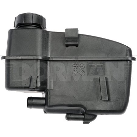 Dorman (OE Solutions) 603-666 Power Steering Reservoir OE Solutions (TM) OE Replacement; With Cap - image 2 of 2