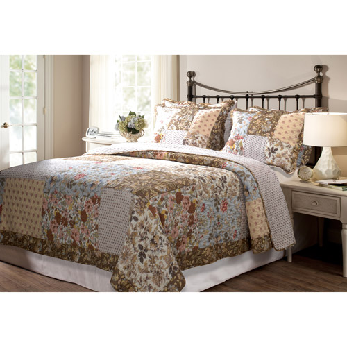 Global Trends Caroline Quilt Bedding Set