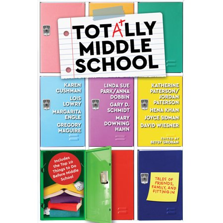Totally Middle School: Tales of Friends, Family, and Fitting in (Hardcover)