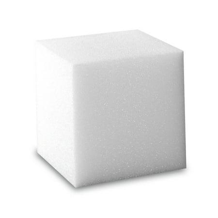 "Make It Fun FloraCraft Styrofoam 3"" x 3"" x 3"" Block, 1 Each"