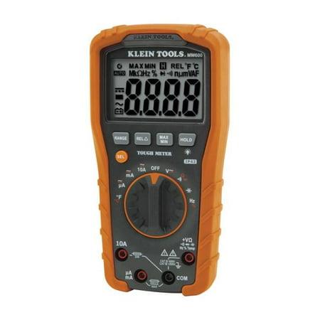Klein Tools MM600 Auto-Ranging Digital Multimeter, 1000