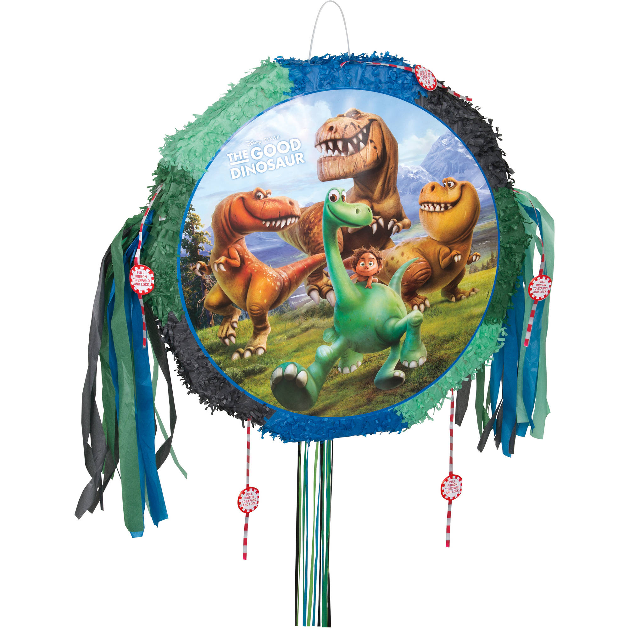 Good Dinosaur Pinata, Pull String
